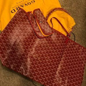 Authentic New Goyard bag, Gm